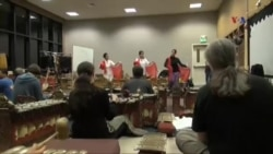 'Lestari Indonesia Dance Group' di San Francisco