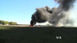Як підірвали український вертоліт у Краматорську