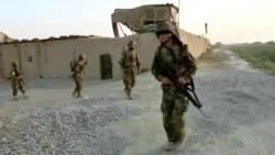 Afg'on harbiylarini tayyorlash/US Afghan Military Training