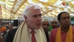 'پاکستان کے اقدامات سے سکھ اقلیت کو تحفظ کا احساس ہو گا'