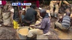 VOA60 AFRIKA : Wachimba madini nchini DRC walalama juu ya sheria za Marekani dhidi ya madini ya damu, kuwa inahujumu mapato yao.