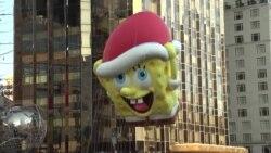 Парад ко Дню благодарения в Нью-Йорке