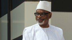 President Ibrahim Boubacar Keita