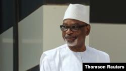 Shugaban kasar Mali, Ibrahim Boubacar Keita