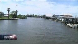 Model rijeke Misisipi pomaže obnovi njenog ušća i privlači pažnju svijeta