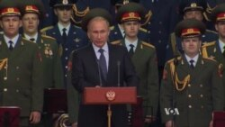 Putin's Missile Announcement Draws Muted Response