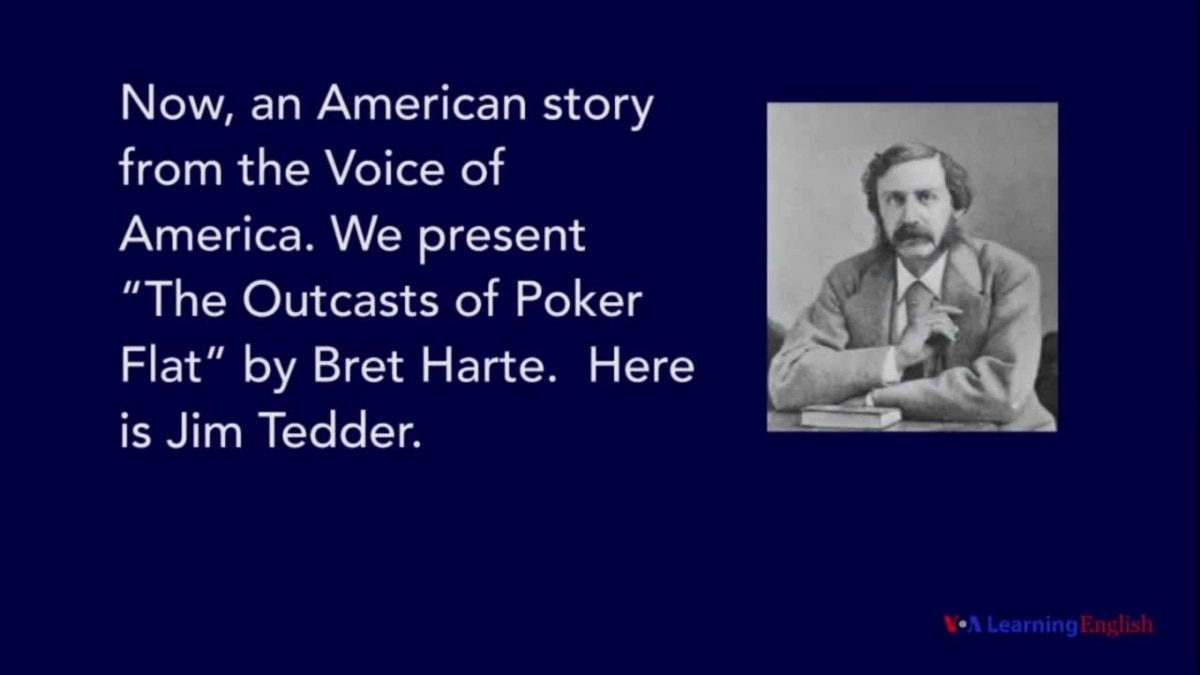 moral lesson of the outcasts of poker flat Discussion of themes and motifs in bret harte's the outcasts of poker flat enotes critical (1850), they grow in a moral sense literature lesson plans.
