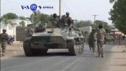 VOA60 AFIRKA: An Kwato Garin Damasak daga Boko Haram, Maris 10, 2015