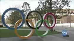 Член Міжнародного олімпійського комітету Дік Паунд: Олімпіада 2020 переноситься. Відео