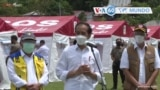 Manchetes mundo 19 Janeiro: Presidente Joko Widodo visitou zonas atingidas pelo terramoto na província de Sulawesi Ocidental