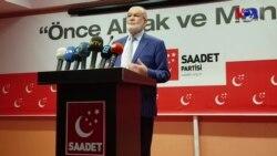 Karamollaoğlu: 'Muhalefet Oyuna Gelmemeli'