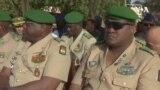 YAMAI:Shugaban kasar Nijar Issouhou Mahamadou Ya Jagoranci Jana'izar Sojoji 71