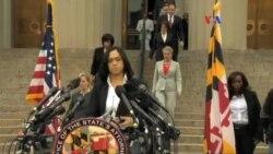 6 agentes en Baltimore, al banquillo de acusados
