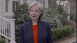 Клінтон розповіла, що зробила би для України. Відео