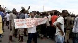 L'armée burundaise, divisée, peine à disperser les manifestants