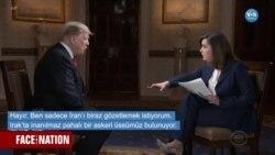 Trump: 'Zorunda Kalırsak Geri Geliriz'