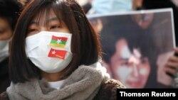 در اسناد رسمی منتشر شده توسط دولت پرزیدنت بایدن، نام این کشور برمه است.