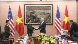 2018-1-26 美國之音視頻新聞: 美國航母今年三月將首次駛入越南港口