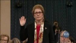 Час-Тайм. Марі Йованович свідчить в Конгресі США. Подробиці, реакції