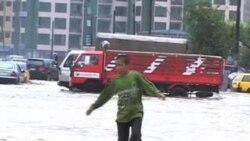 تعداد تلفات ناشی از سیلاب ها به بیش از سی تن رسید.