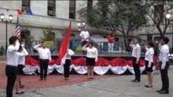 Peringatan Hari Kemerdekaan RI di Philadelphia
