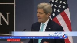کری: دولت عراق را در جریان گسترش فعالیت نظامی در این کشور قرار داده بودیم