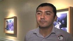 Azərbaycanlı jurnalist Seymur Kazımovla müsahibə