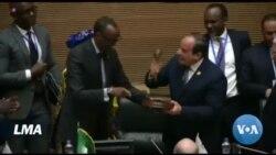 Kagame passe le témoin à Sissi