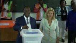 VOA's Shaka Ssal's take on Ivory Coast Elections as Ouattara wins Second Term