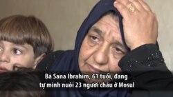 Người mẹ mất 5 đứa con vì IS