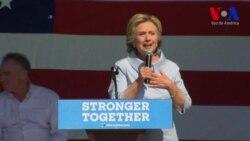 Sube la fiebre por salud de Clinton