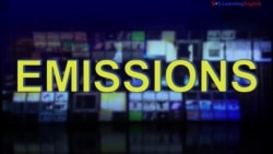 News Words: Emissions