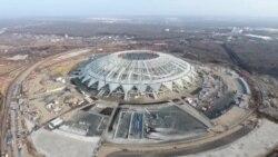 Coupe du monde 2018 : le stade de Samara