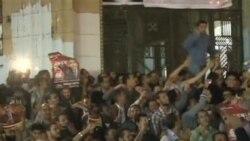 埃及总统穆尔西扩充权力