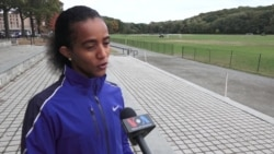 Ethiopian Female Runner Aims to Win NY Marathon