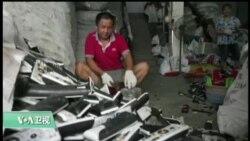 VOA连线(许湘筠):中国停止进口回收废料,美回收业者迎挑战