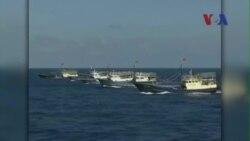 TQ dùng tàu cá làm lực lượng bành trướng chủ quyền ở Biển Đông