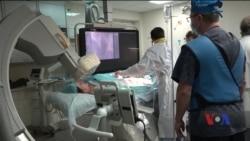 Безоплатне стентування серця в Україні. Відео