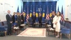 Nënpresidenti amerikan Joe Biden fillon takimet në Kosovë