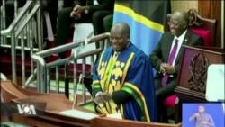 Rais Magufuli azindua rasmi Bunge la Tanzania