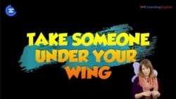 English in a Minute: Take Someone Under Your Wing