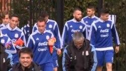 Aucune lésion pour Lionel Messi