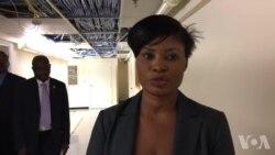 Etazini-Ayiti: Yon Delegasyon Fanm Majistra nan Depatman Lwès Ap Vizite Washington