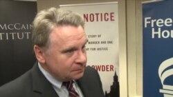 Конгрессмен Крис Смит: Я не могу въехать в Россию, но не перестану говорить о ней