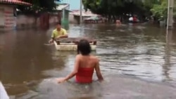 South America Flooding