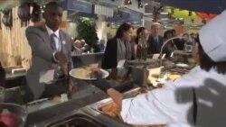 Pariz: Ostatke hrane na klimatskom summitu pretvaraju u energiju
