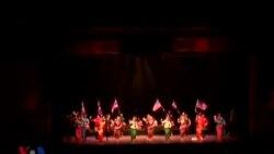 การแสดงวัฒนธรรม เฉลิมฉลองความสัมพันธ์ 180 ปีั ไทย-สหรัฐฯ