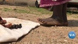 Moçambique: Curandeira acusada de profanar túmulo de bebé