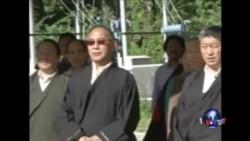 流亡藏人纪念圣雄甘地诞辰