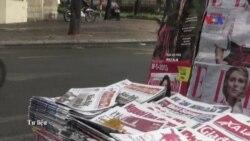Việt Nam tiếp tục nằm gần cuối bảng Tự do Báo chí Thế giới 2016